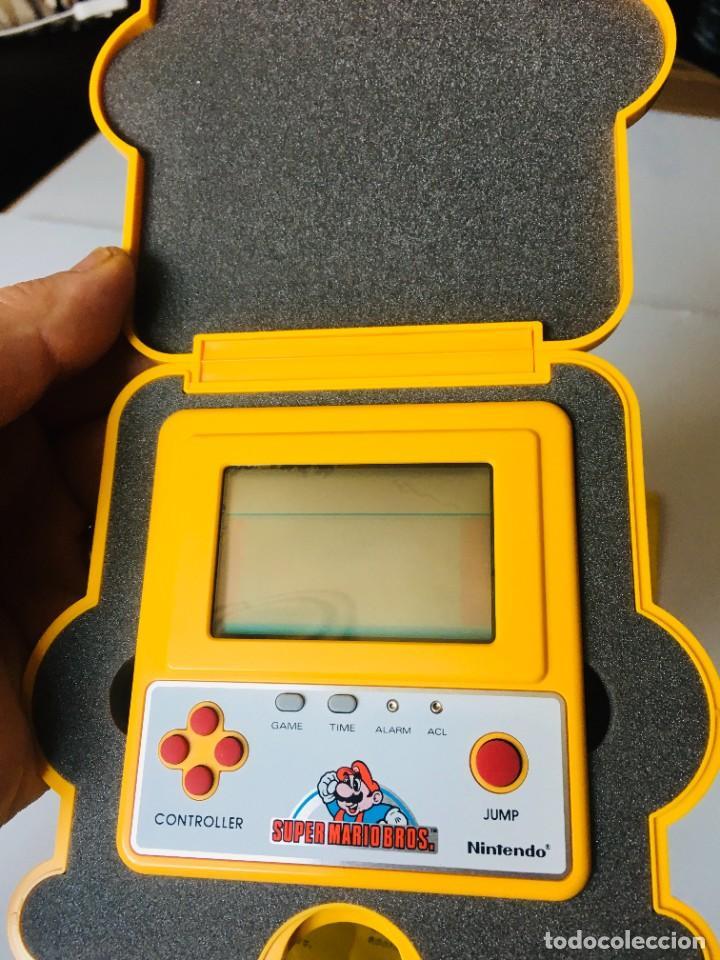 Videojuegos y Consolas: Game Watch Nintendo Super Mario Race edicion limitada ,juego electronico - Foto 14 - 225394156