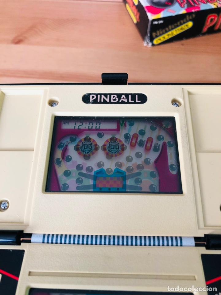 Videojuegos y Consolas: Game Watch Nintendo Pinball, multi screen,coleccion Pocket Size doble panatalla - Foto 9 - 225385425