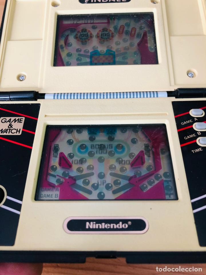 Videojuegos y Consolas: Game Watch Nintendo Pinball, multi screen,coleccion Pocket Size doble panatalla - Foto 13 - 225385425