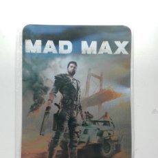 Videojuegos y Consolas: MAD MAX - CHAPA DEL VIDEOJUEGO - 26X17 CM-. Lote 226081415