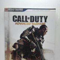 Videojuegos y Consolas: CALL OF DUTY ADVANCED WARFARE- GUIA OFICIAL - MULTIPLATAFORMA- ACTIVISION - 230 PAG -. Lote 226093977