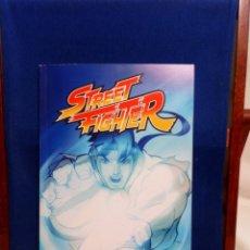 Videojogos e Consolas: CAPCOM STREET FIGHTER 15 TH ANNIVERSARY EDITION CONTROLLER INSTRUCTION MANUAL PARA XBOX 2005. Lote 227013390