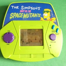 Videojuegos y Consolas: CONSOLA ACCLAIM THE SIMPSONS BART VS THE SPACE MUTANTS FUNCIONA BIEN. Lote 227830837