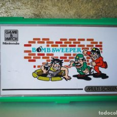 Videojuegos y Consolas: NINTENDO GAME WATCH BOMB SWEEPER. Lote 227909060