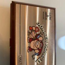 Videojuegos y Consolas: GAME WATCH DONKEY KONG 2. Lote 228330550