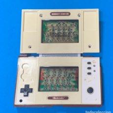 Videojuegos y Consolas: NINTENDO GAME & WATCH DONKEY KONG II PARA PIEZAS. Lote 228365295