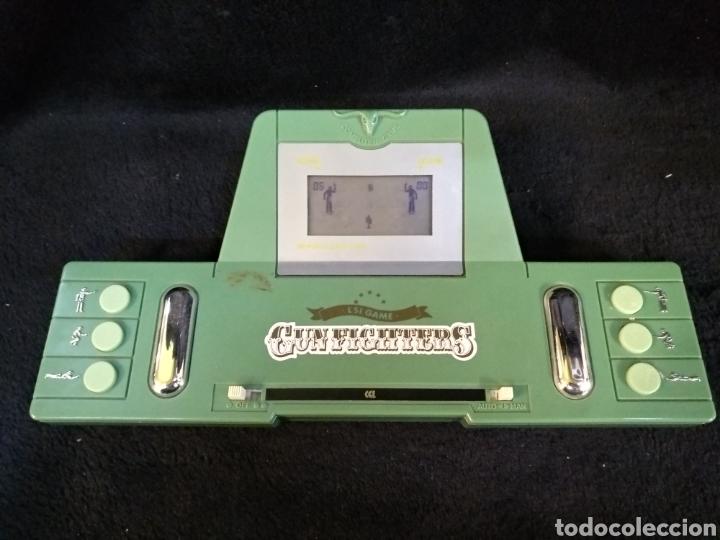 Videojuegos y Consolas: Gunfighters computar games. Funciona Game watch - Foto 2 - 228883545