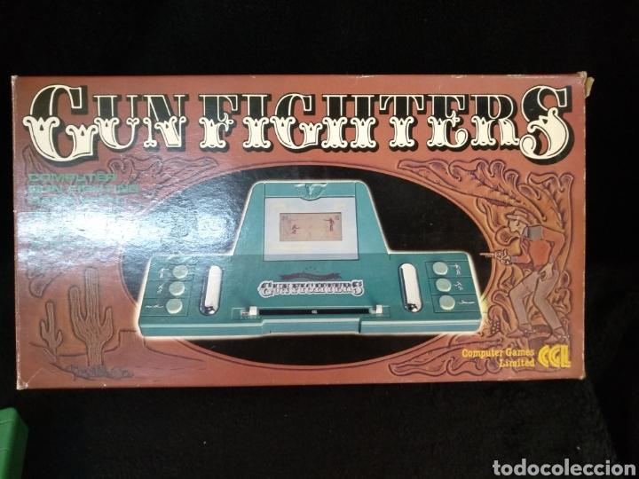 Videojuegos y Consolas: Gunfighters computar games. Funciona Game watch - Foto 3 - 228883545