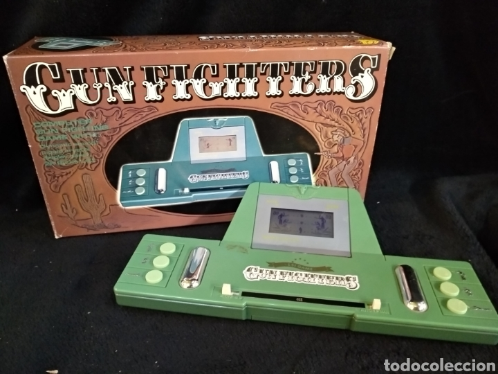 GUNFIGHTERS COMPUTAR GAMES. FUNCIONA GAME WATCH (Juguetes - Videojuegos y Consolas - Otros descatalogados)