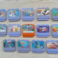 Videojuegos y Consolas: LOTE 14 JUEGOS VTECH. Lote 229333935