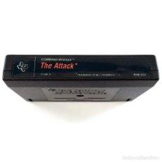 Videojogos e Consolas: THE ATTACK TEXAS INSTRUMENTS TI-99 4/A JUEGO EN CARTUCHO / VINTAGE CARTRIDGE TI99 RETRO CONSOLE GAME. Lote 230255905