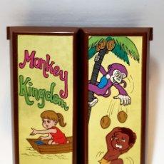 Videojuegos y Consolas: MAQUINITA GAME&WATCH MONKEY KINGDOM 1983. Lote 230852615