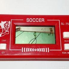 Videojuegos y Consolas: MAQUINITA GAME&WATCH SOCCER SL - 75S. Lote 230893255
