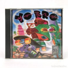 Videojuegos y Consolas: YO BRO HUCARD NEC PC ENGINE HU CARD ICOM CAMP CALIFORNIA 1991 TURBOGRAFX 16 ROM * JUEGO FUNCIONANDO. Lote 231171540