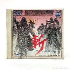Videojuegos y Consolas: ZAN KAREGOU NO TOKI PC ENGINE SUPER CD ROM2 NEC TAITO 1991 JAPAN PCE WORKING OK JUEGO FUNCIONANDO OK. Lote 231241900