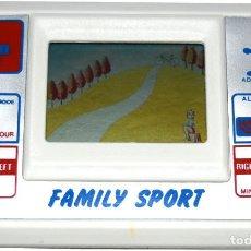 Videojuegos y Consolas: GAME & WATCH LUSO TOYS FAMILY SPORT EN CAJA. Lote 278516308