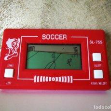 Videojuegos y Consolas: MÁQUINITA TIPO GAME WATCH SOCCER LCD. Lote 232224550