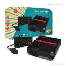 Videojuegos y Consolas: CONSOLA RETRON HD RETRO NES NUEVA Y PRECINTADA (IDEAL REGALO NAVIDAD O COLECCIONISTAS). Lote 232326940