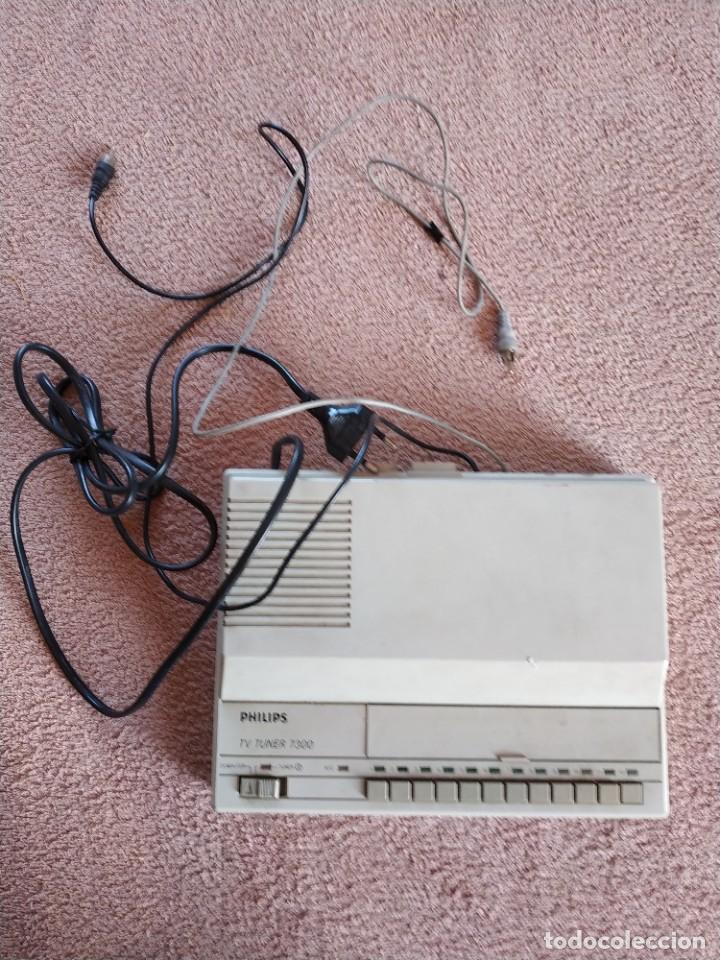 VIDEOCONSOLA PHILIPS TV TURNER 7300 (Juguetes - Videojuegos y Consolas - Otros descatalogados)