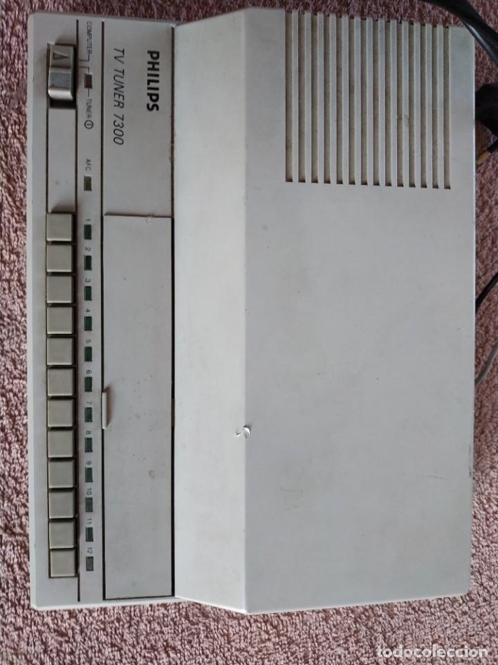 Videojuegos y Consolas: Videoconsola Philips TV Turner 7300 - Foto 2 - 233393110