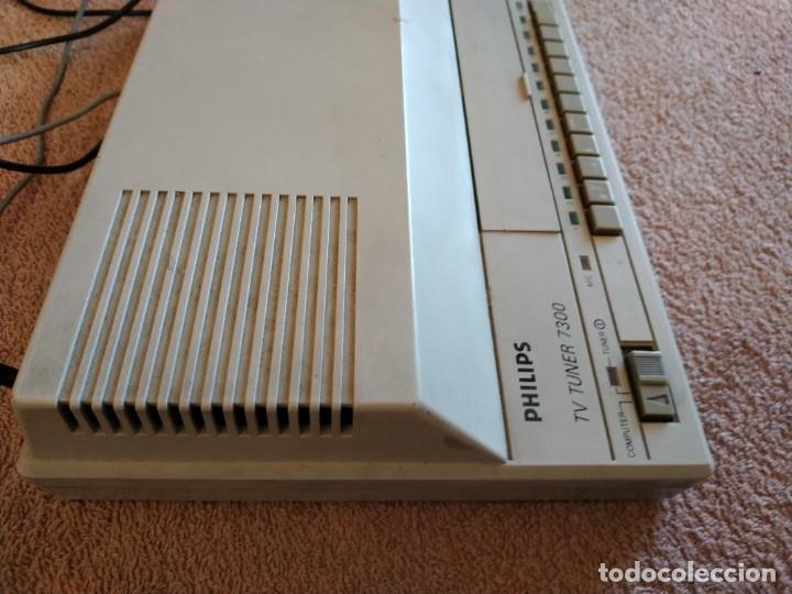 Videojuegos y Consolas: Videoconsola Philips TV Turner 7300 - Foto 6 - 233393110