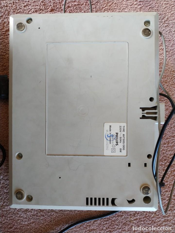 Videojuegos y Consolas: Videoconsola Philips TV Turner 7300 - Foto 8 - 233393110
