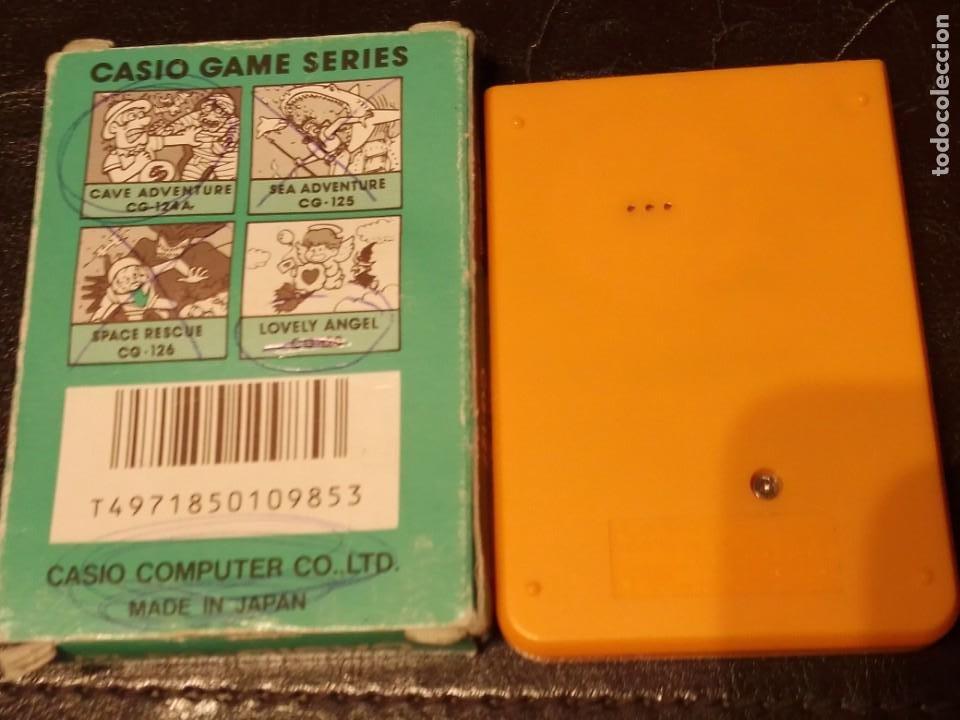 Videojuegos y Consolas: Maquinita Casio jumping frog - Foto 4 - 234778175