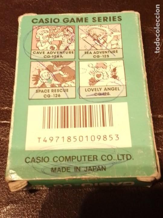 Videojuegos y Consolas: Maquinita Casio jumping frog - Foto 7 - 234778175