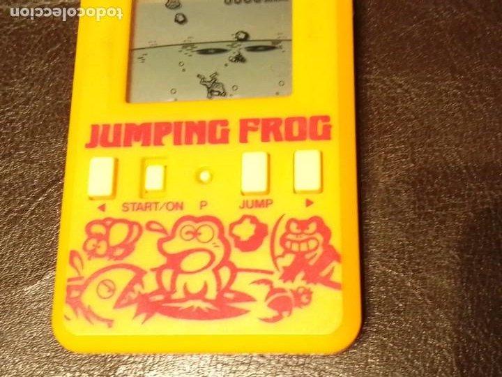 Videojuegos y Consolas: Maquinita Casio jumping frog - Foto 9 - 234778175