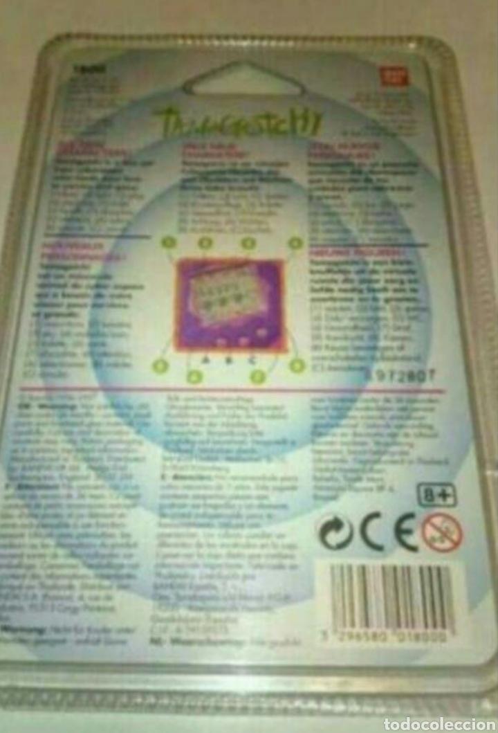 Videojuegos y Consolas: TAMAGOTCHI ORIGINAL BANDAI EDICION ESPAÑA 1996 NUEVA CON BLISTER A ESTRENAR MUY RARA - Foto 2 - 235622050