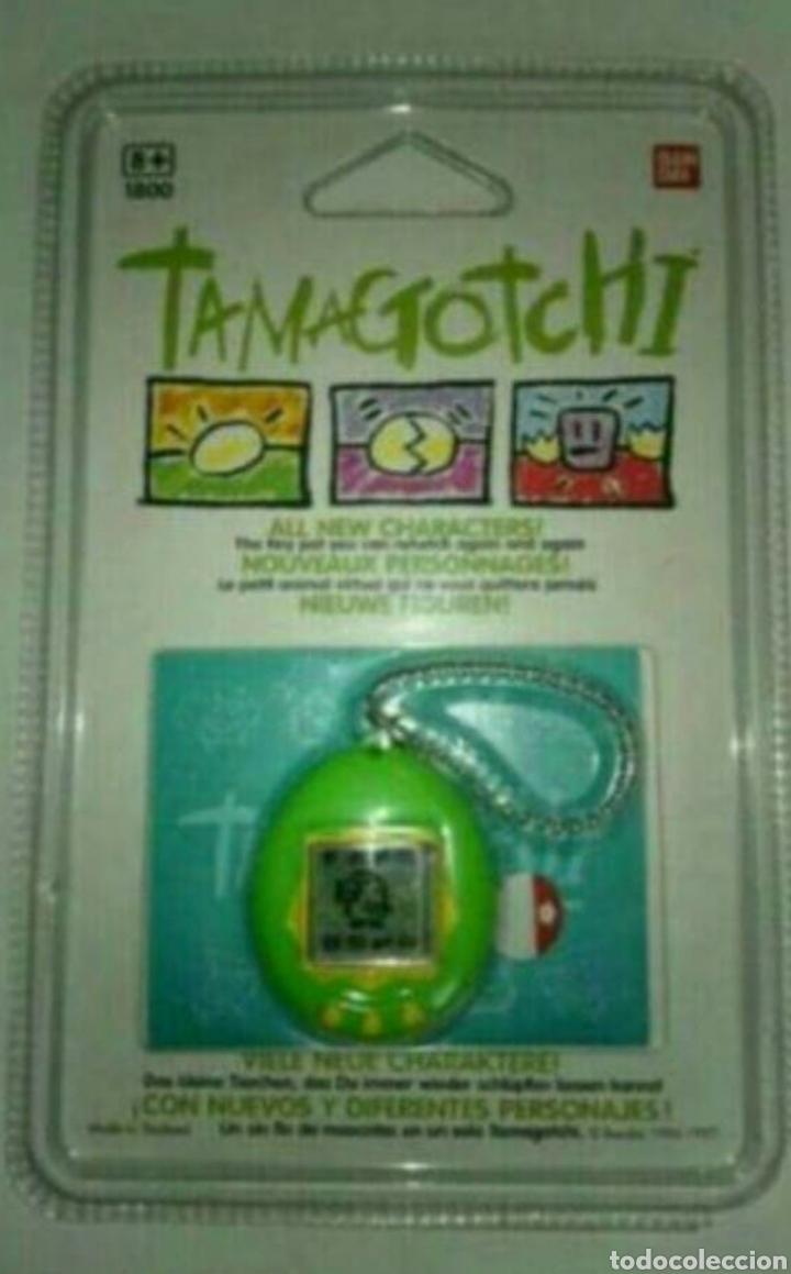 TAMAGOTCHI ORIGINAL BANDAI EDICION ESPAÑA 1996 NUEVA CON BLISTER A ESTRENAR MUY RARA (Juguetes - Videojuegos y Consolas - Otros descatalogados)