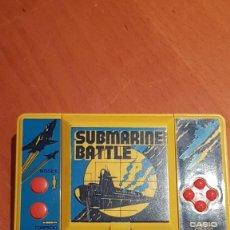 Videojuegos y Consolas: SUBMARINE BATTLE CASIO CG-330. Lote 235651240