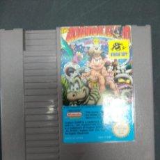 Videojuegos y Consolas: JUEGO NINTENDO NES ADVENTURE ISLAND II PAL. Lote 235655680