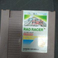 Videojuegos y Consolas: JUEGO NINTENDO NES RAD RACER PAL. Lote 235657005