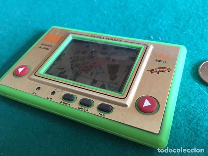 MAQUINITA GAME CLOCK EXTRA SCREEN (Juguetes - Videojuegos y Consolas - Otros descatalogados)