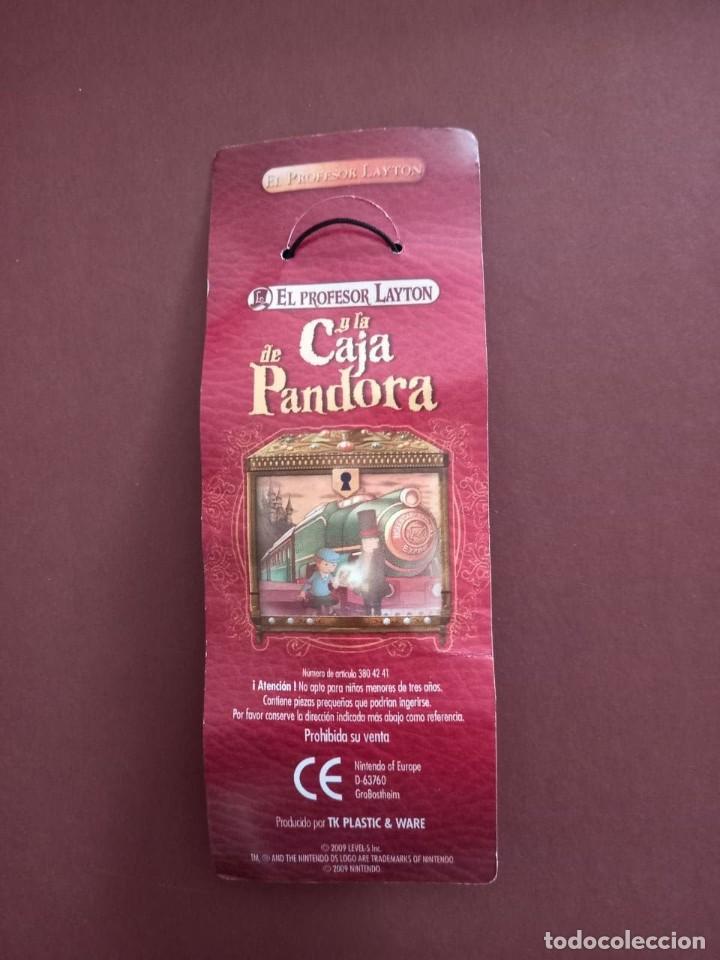 Videojuegos y Consolas: EL PROFESOR LAYTON LLAVERO - Foto 2 - 236233345