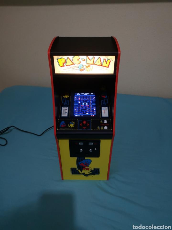 Videojuegos y Consolas: Máquina escala 1/4 Pac-Man Arcade - Foto 2 - 236416870