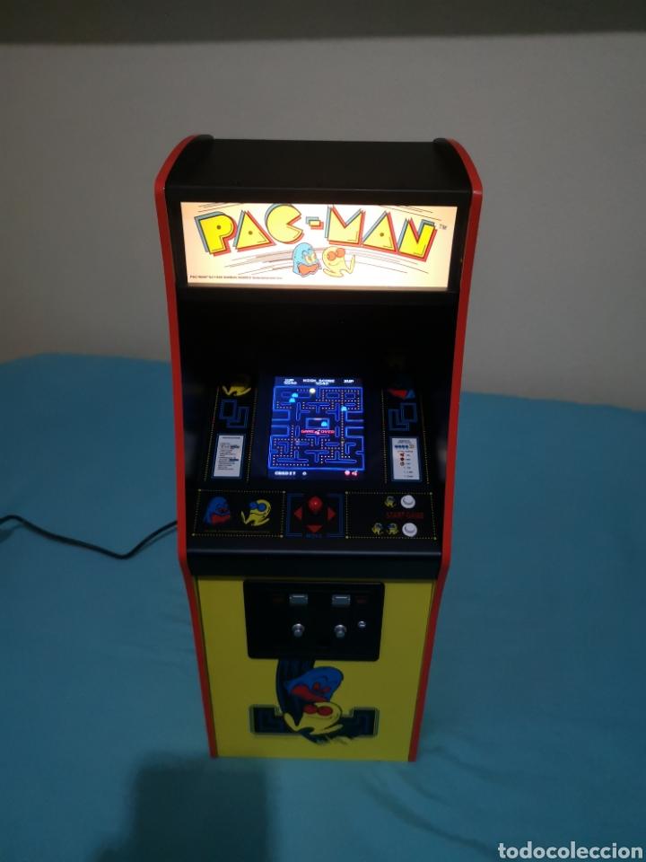 Videojuegos y Consolas: Máquina escala 1/4 Pac-Man Arcade - Foto 3 - 236416870