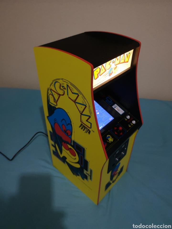 Videojuegos y Consolas: Máquina escala 1/4 Pac-Man Arcade - Foto 4 - 236416870