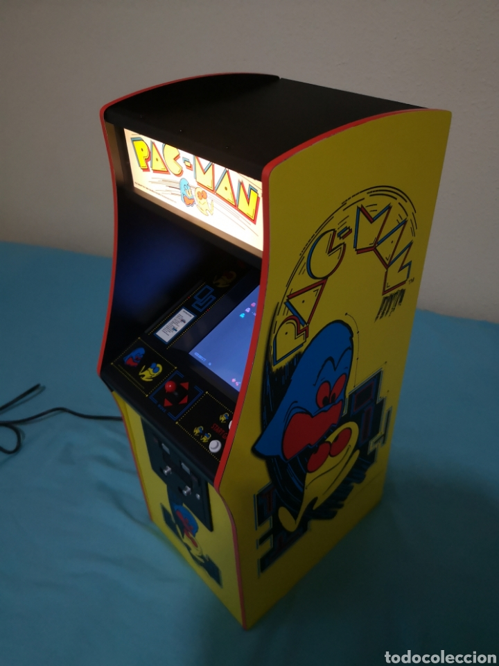 Videojuegos y Consolas: Máquina escala 1/4 Pac-Man Arcade - Foto 5 - 236416870