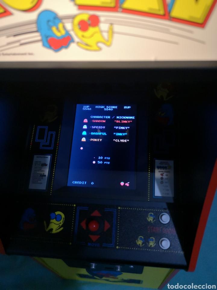 Videojuegos y Consolas: Máquina escala 1/4 Pac-Man Arcade - Foto 6 - 236416870