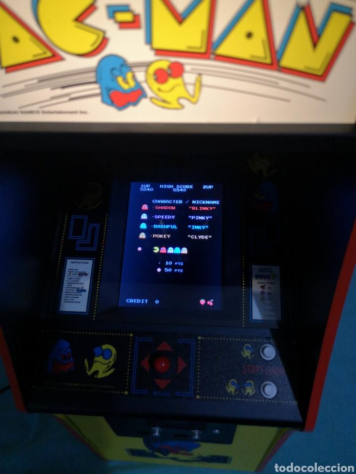 Videojuegos y Consolas: Máquina escala 1/4 Pac-Man Arcade - Foto 7 - 236416870