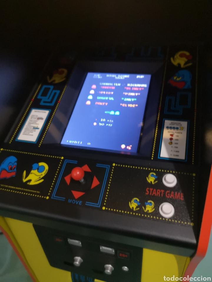Videojuegos y Consolas: Máquina escala 1/4 Pac-Man Arcade - Foto 8 - 236416870