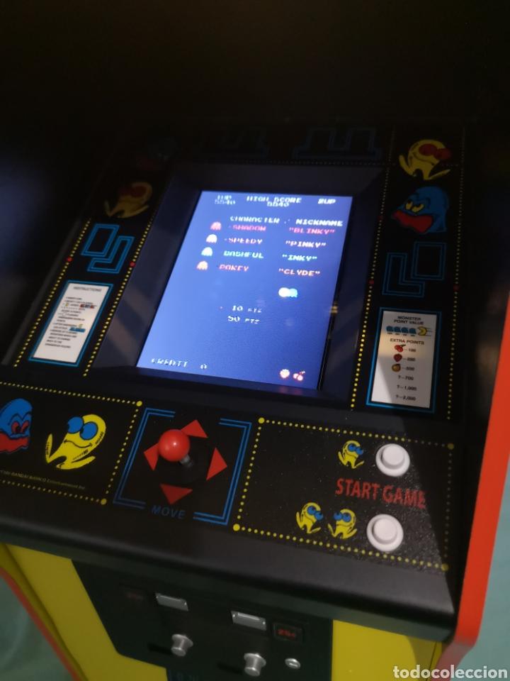 Videojuegos y Consolas: Máquina escala 1/4 Pac-Man Arcade - Foto 9 - 236416870