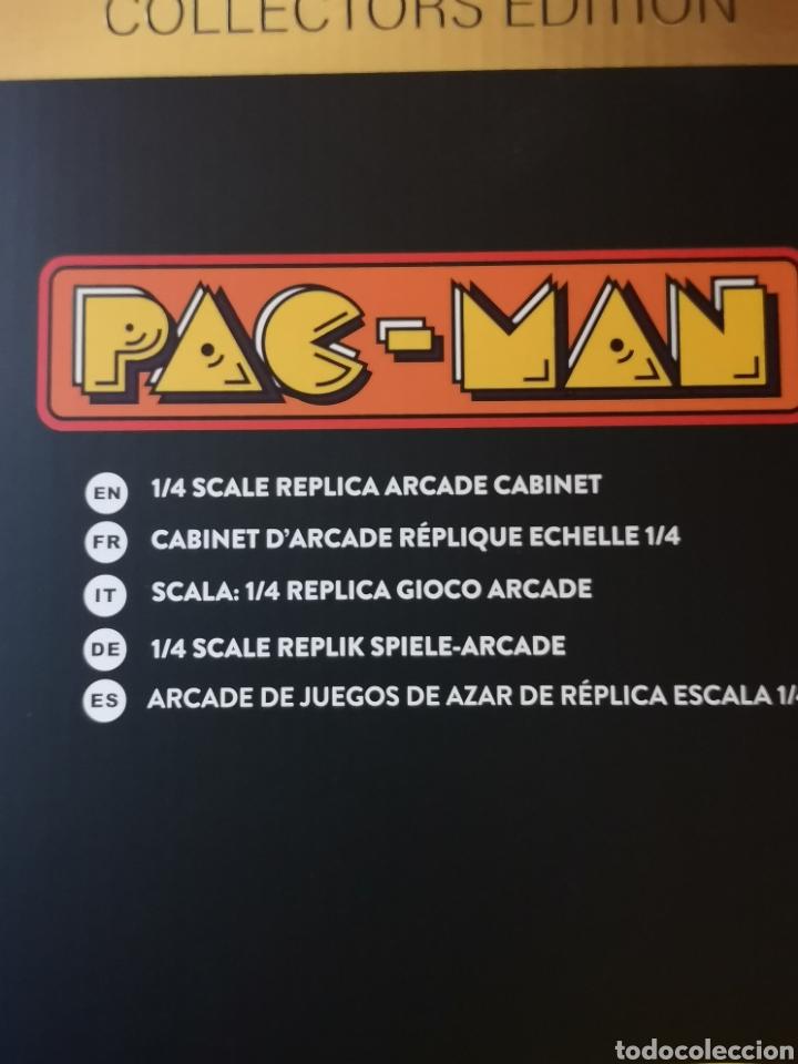 Videojuegos y Consolas: Máquina escala 1/4 Pac-Man Arcade - Foto 22 - 236416870