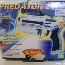 Videojogos e Consolas: PISTOLA MANDO SEGA Y PLAYSTATION NO FUNCIONA BIEN. Lote 250286100
