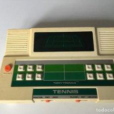 Videojuegos y Consolas: GAME & WATCH TENIS, TENNIS DE TOMY. Lote 239536340