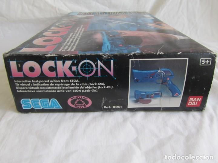 Videojuegos y Consolas: Pistola de Sega Lock-on 1997 - Foto 4 - 240021370
