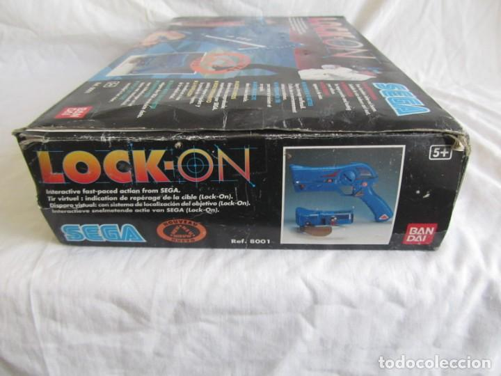Videojuegos y Consolas: Pistola de Sega Lock-on 1997 - Foto 6 - 240021370