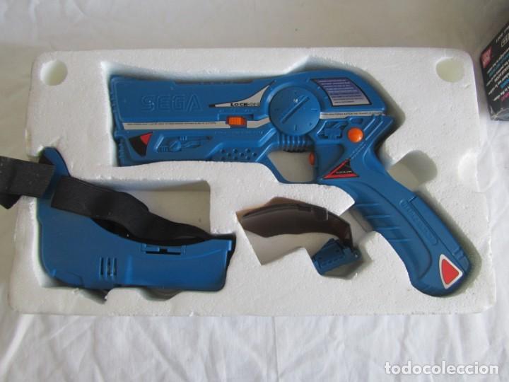 Videojuegos y Consolas: Pistola de Sega Lock-on 1997 - Foto 8 - 240021370